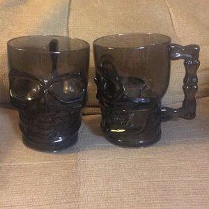 Avon Skeleton Mug Set Of 2